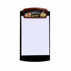 Mccaim Paper Clip Board