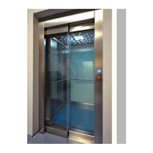 Big Vision Elevator Glass Door Elevator Door Karthik Engineering