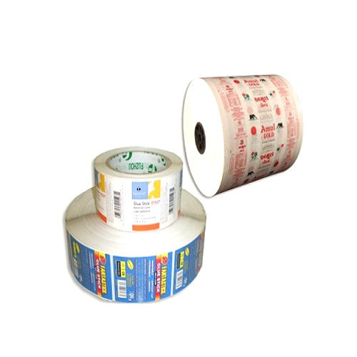Kamakshi Laminated Plain/Printed Rolls & Pouches