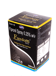 Freedom(Fipronil)Spray 100ml