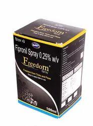 Freedom(Fipronil)Spray 100ml