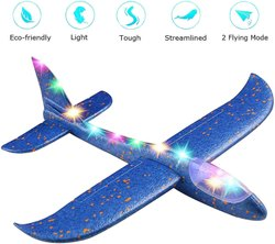 Outdoor Foam Airplane For Kids, Child Age Group: 5 And Above