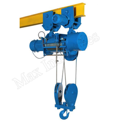 Anker Electric Hoist for Construction Industry, 415 Volts