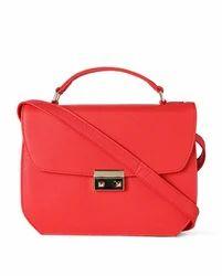 Van Heusen Red Sling Bag