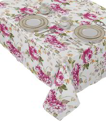 Printed Cotton TableCloth