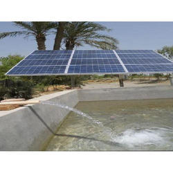 Domestic Solar Water Pumping System