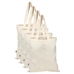 Natural (Unbleached) Cotton Economy Tote Bag