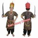 Kids Ravan Gown Costume