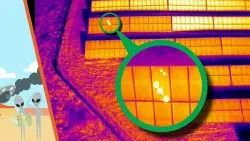 Thermography Study, Industrial, On-Site