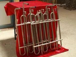 Titanium Grid Coils