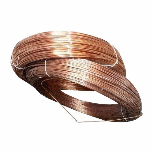 Bare Copper Wire, Copper Wires - J. P. Trading Co., Jalandhar   ID ...
