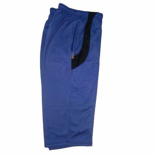 0f5bbbc131d Blue Plain 3 4th Track Pant