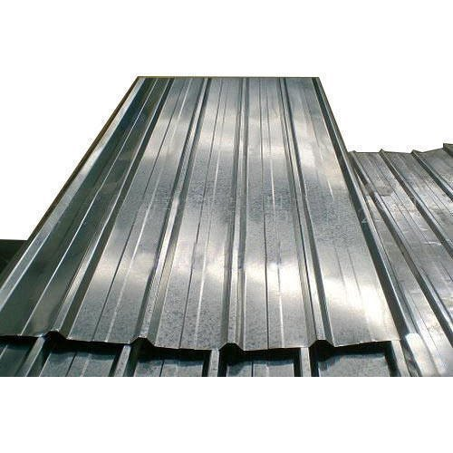 Color Tuff Galvanised Galvanized Aluminium Corrugated Sheet Thickness Of Sheet 0 30 To 0 50 Mm Rs 500 Square Meter Id 22506642412