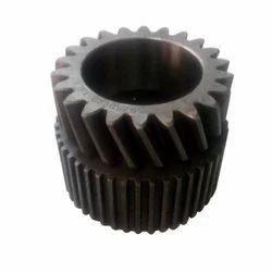 Mild Steel Side & Top JCB Transmission Gear