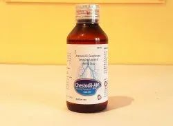 Ambroxol HCL, Guaiphenesin, Terbutaline Sulphate & Menthol Syrup