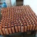 Plain copper water bottle