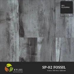 Fossil SPC Wooden Flooring