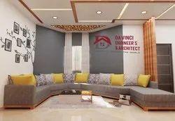 Interiors Hall Designing Service