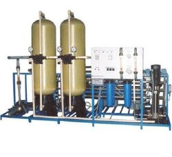 Arsenic and Fluoride Removal Plant