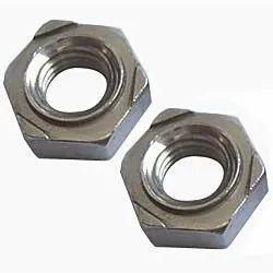 VALAKI Mild Steel HEX WELD NUT, Size: M8