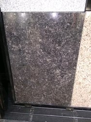 Black Floor Marbles