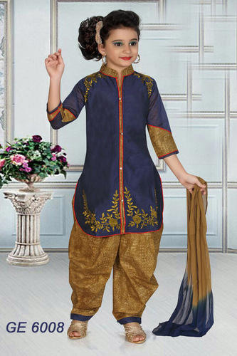 d1ca050a44c6 Girls Silk Suits