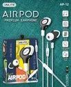 MD-12 Wired Earphone