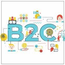PHP B2C E-Commerce Service