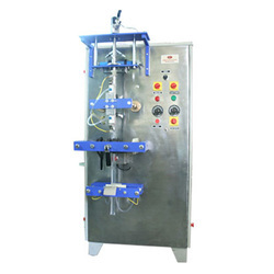 Pepsi Tube Packing Machine in Laminated Pouch