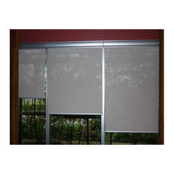 PVC Translucent Roller Blind, Thickness: 4 - 10 mm