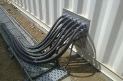 Point Wiring in PVC