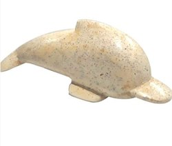 Home Decorative Marble Dolphin