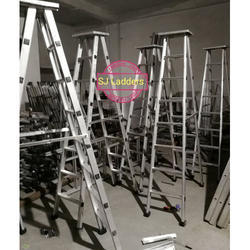 Aluminum Stool Ladder