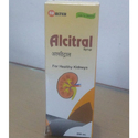 Alcitral Syrup for Healthy Kidneys