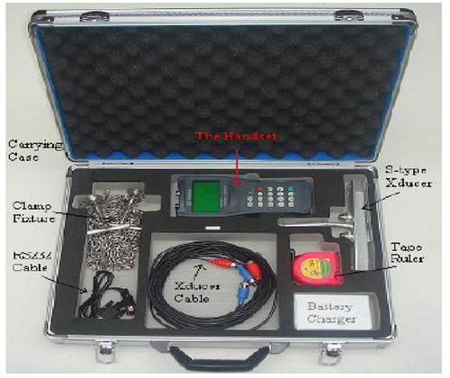 BIMCO Ultrasonic Flow Meter