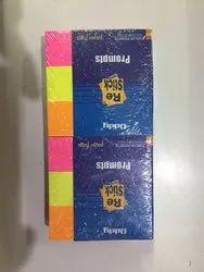 Oddy Prompts Color Sticky Pad