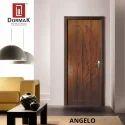 Angelo Decorative Wooden Membrane Designer Door