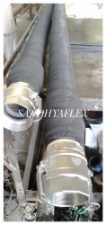 Rubber Hose With Camlock Fitting