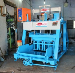 Everon Industries Hollow / Solid  Block Making Machine