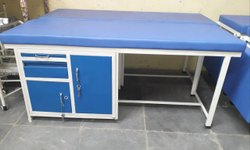 Examination Table Two Cupboard