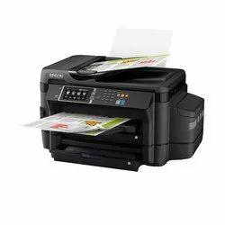 Black Inkjet L1455 Epson Printer, Paper Size: A3, 4800 Dpi