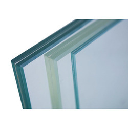 Red PVB Laminated Glass