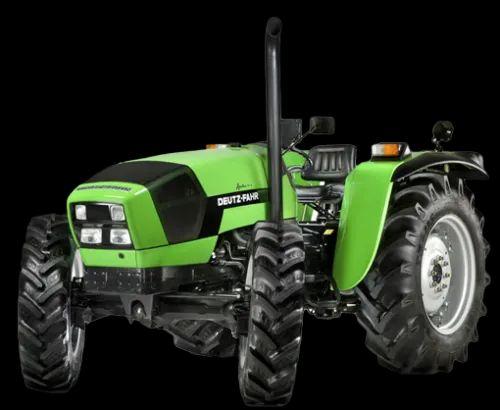 Deutz Fahr Agrolux 50 4WD, 50 hp Tractor, 3000 kg