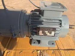 ac magnetic brake motor