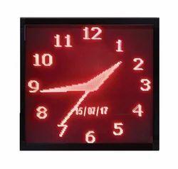 LED Tower Clock, Size/Dimension: 2*2, Model Name/Number: Rega