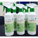 Gym Disinfectant Chemicals
