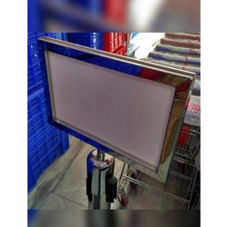 Que Manager Top Display Or Sign Board