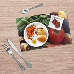 Printed Table Mats