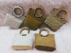 Designer & Stylish Embroidered Handbags