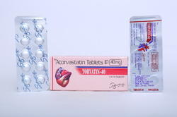Torvatin 40 mg Tablets